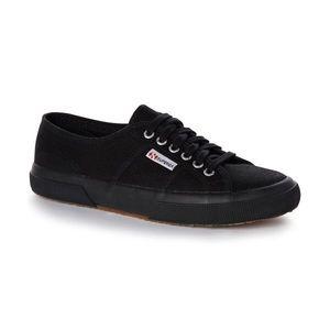 Superga Classic Sneaker 2750  - Women's Full Black